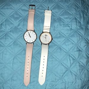 2 watches